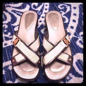 Cole Haan sandals, size 10